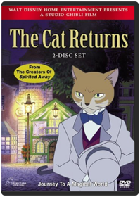 94e15caa3 ... her everyday life. Featuring the sensational voice talents of Anne  Hathaway, Cary Elwes, Tim Curry, and Elliot Gould, THE CAT RETURNS is a  magical ...